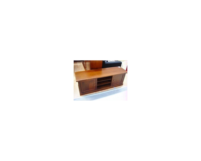 Mobili Tv Legno Massello : Porta tv in legno massello zanini ...