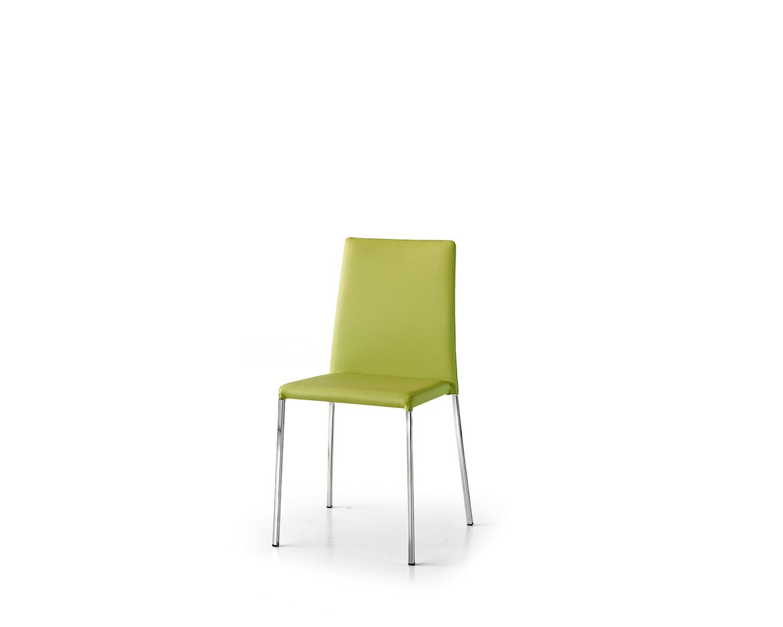 silla cl sica dise o moderno en la piel eco sal n cocina