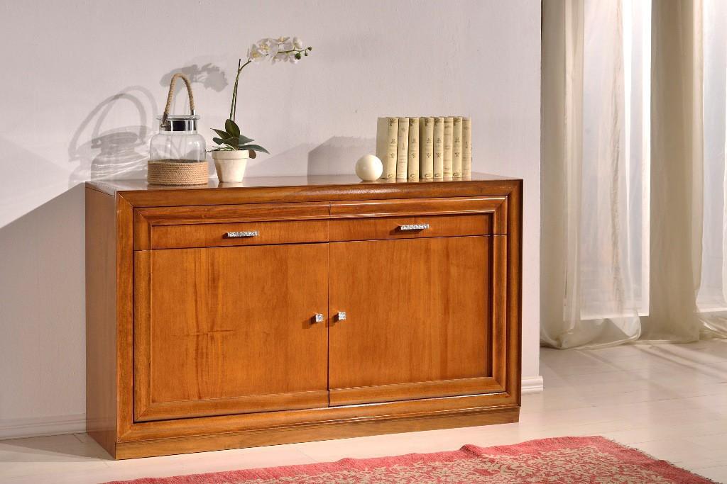Soggiorno noce chiaro - Colori mobili legno ...