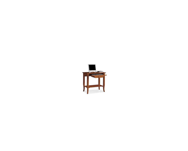 Tavolo scrivania scrittoio consolle cm 85 col noce legno for Tavolo consolle noce