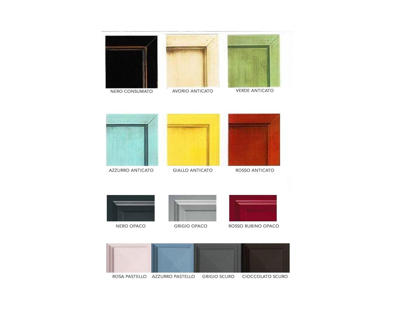 Tavolo legno quadrato 100x100 allungabilelaccato bianco legno massello vari colori - Tavolo quadrato 100x100 allungabile ...