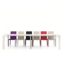 Sedia sedie 4 pezzi in tessuto x cucina sala salotto temp for Sedie rosse cucina