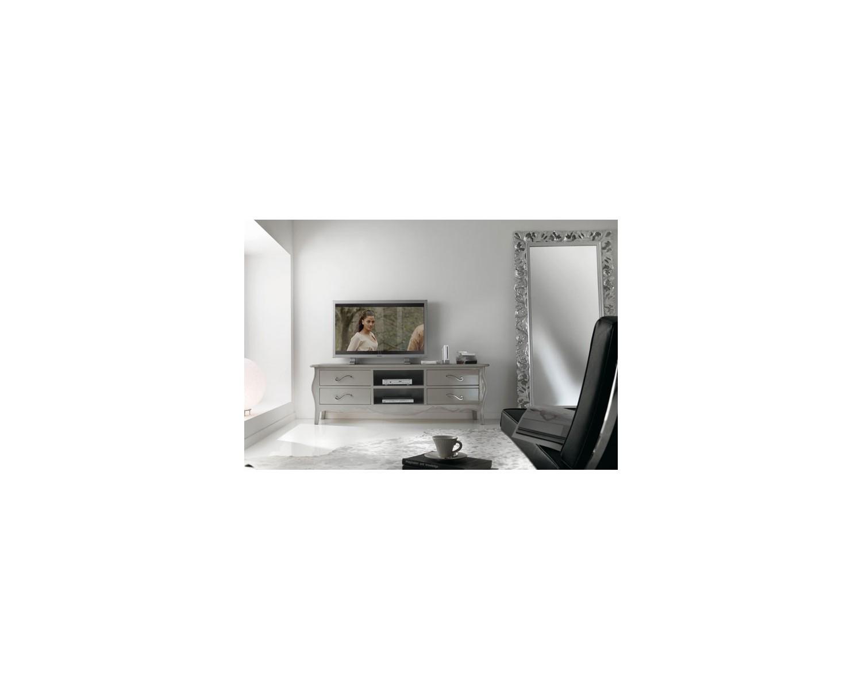 Porta tv in legno sagomato vari colori - Porta tv in legno ...
