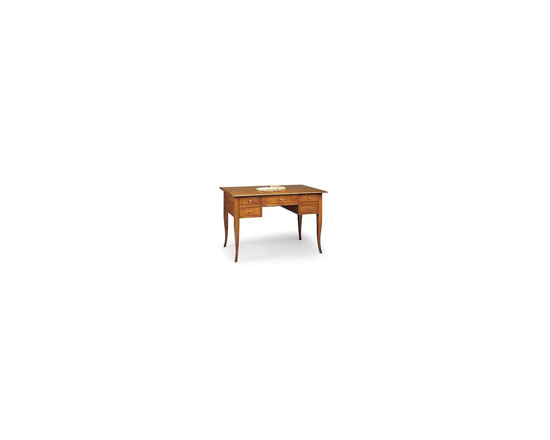Tavolo scrivania legno scrittoio consolle cm 107 col noce for Tavolo consolle noce