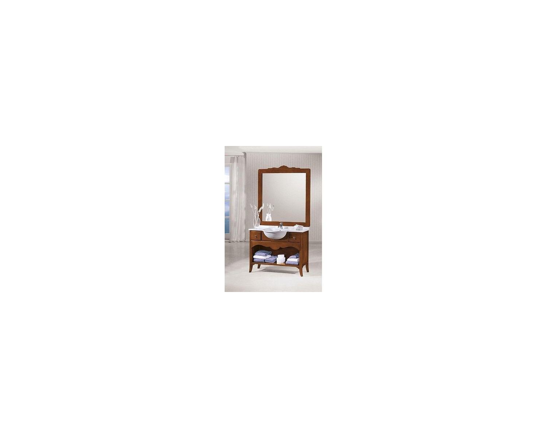 Mobile bagno arredo legno massello arte povera classico no for Arredo legno