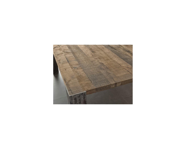 Tisch design aus massivholz eiche for Tisch design eiche