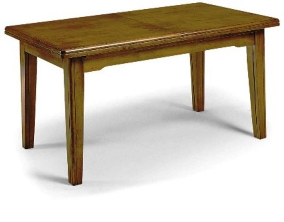 Tavolo Allungabile Giallo : Tavolo allungabile legno massello super prezzo