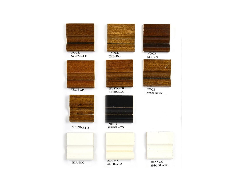 Credenza porta tv vari colori legno massello bicolore - Cambiare colore mobile legno ...