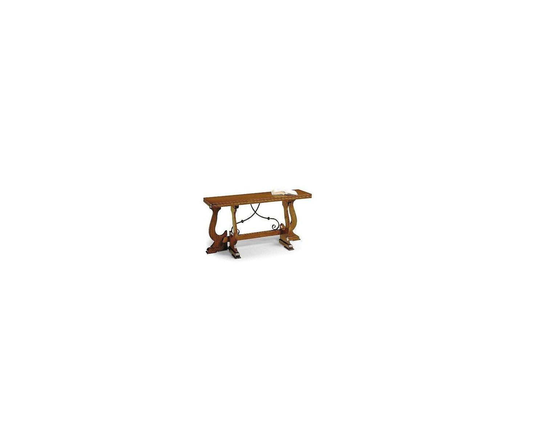 Tavolo consolle ferro allungabile 160x40 for Tavolo consolle allungabile prezzi