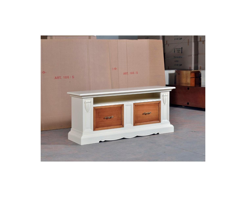 Mobili porta tv legno giotto mobile tv porta tv classico - Mobile porta tv classico legno ...