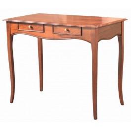 Scrittoio tavolo consolle legno colore noce codluis 1124 for Tavolo consolle noce