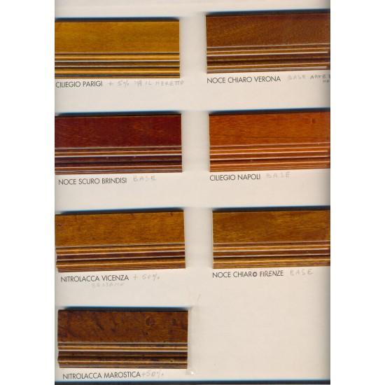 Vetrina legno bassa 2 ante arte povera ebay for Vetrinetta bassa arte povera