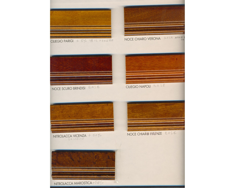 Credenza legno credenzina toulipier cm 100x40 h 85 - Porte color ciliegio ...