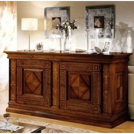 Mobili per ingresso antichi design casa creativa e - Mobili soggiorno legno massello ...