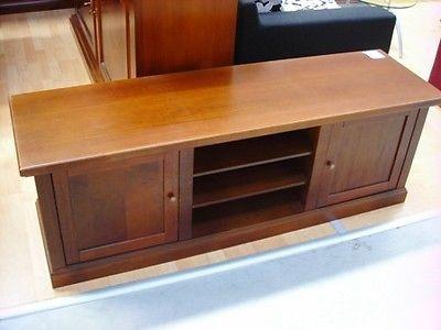 Credenza Porta Tv Arte Povera : Mobile legno cassapanca porta tv arte povera veneta stand