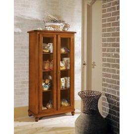 MOBILE PANTRY CABINET WOOD