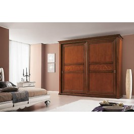 CUPBOARD SLIDING DOORS WOOD CRAFT INTARSIO