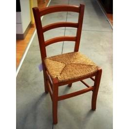 Sedia legno 2 pezzi sedie cucina sala col ciliegio bar for Sedie cucina prezzi