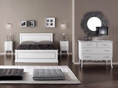 Camera Da Letto Legno Bianco : Composizione artemide u camera da letto moderna