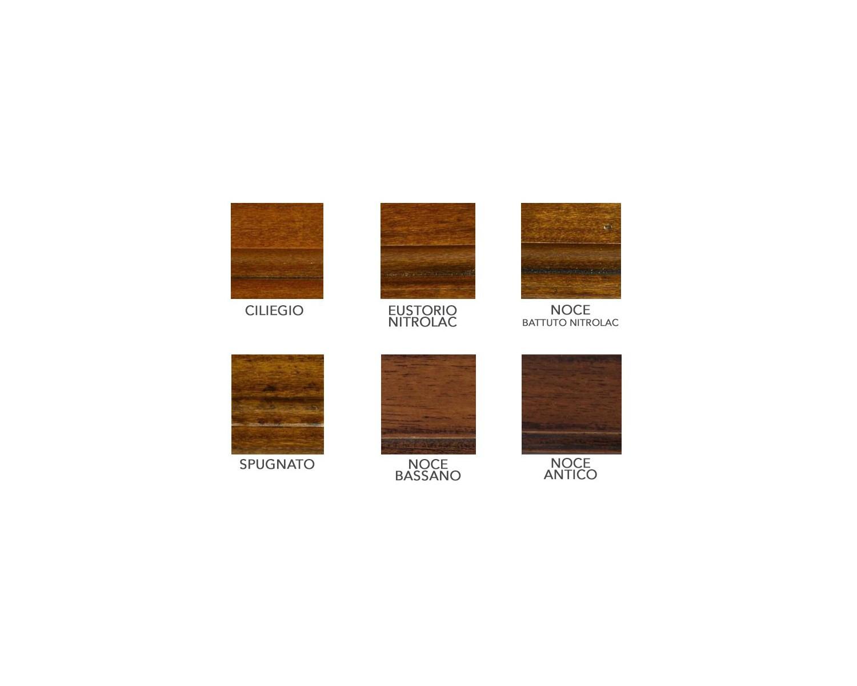 Tavolo legno quadrato 100x100 allungabile 4 sedie laccato bianco legno massello - Tavolo quadrato allungabile legno massello ...