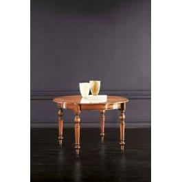 Tavolo legno rotondo allungabile 100 40 all - Tavolo rotondo allungabile legno ...