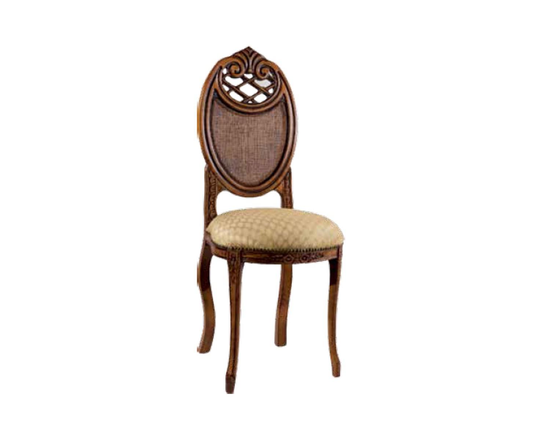 Sedie In Legno Imbottite : Sedia legno imbottita