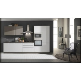 KITCHEN MODERNAPROMOZIONE HOW FOTOMT 3.60 FULL OF APPLIANCES