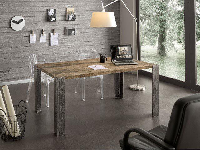 Tavolo Design In Legno : Tavolo design legno milk u c tavoli in legno e resina lebrìc design