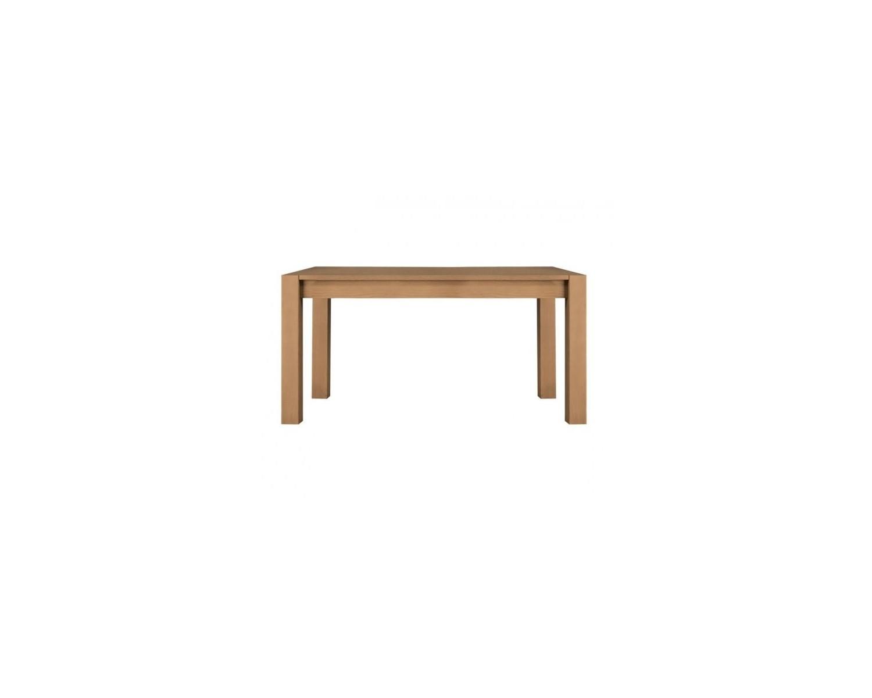 Tavolo di legno massello in frassino allungabile - Tavolo legno massello allungabile ...