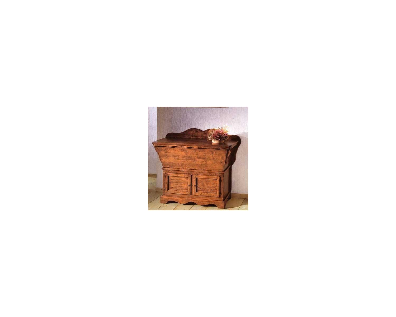 Credenza Madia Arte Povera : Credenza legno fariniera cassapanca madia arte povera l p h
