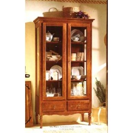 WINDOW IN SOLID WOOD WITH DRAWER L 102 P 42 H 191