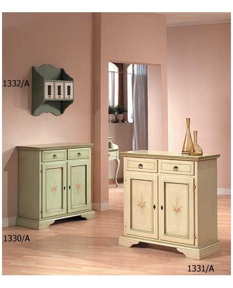 Kuchenschrank Holz Eingerichtete Hand Verschiedene Farben L 90 P 40 H 94