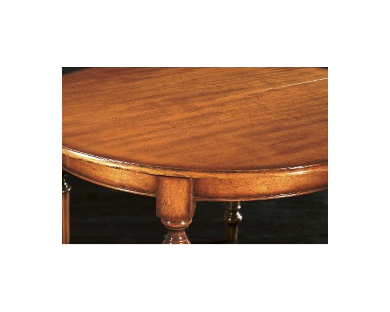 Tavolo legno rotondo allungabile 120 40 all o 100 40 for Tavolo rotondo diametro 100 allungabile