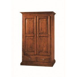 CABINET 2 DOORS WOOD ART POOR - codluis 248