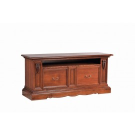 BASE 3 DRAWERS TV STAND MOBILE WOOD - codluis 1027