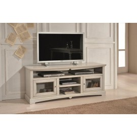 TV STAND WOOD GRAY COATED - codluis 349