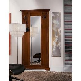 Parete legno ingresso appendiabiti legno massello - Mobili appendiabiti ingresso ...