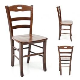 Sedie In Legno Per Cucina Prezzi.Sedia Legno Seduta Massello Provenzale Per Cucina Sala Super Prezzo