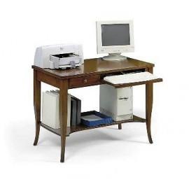 WOODEN TABLE DESKTOP PC DOOR POOR ART