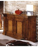 MOBILE DRESSER STYLE BASSANO INTARSIATA WITH DRAWER