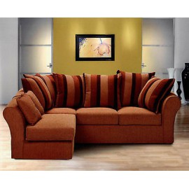 SOFA WITH LOUNGE ANGLE PENINSULA VARIOUS COLORS SUPER PRICE !!!